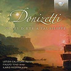 Donizetti:Nuits d'Ete a Pausilippe