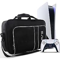 Borsa PS5, Borsa Trasporto PS5 per Sony PS5 Console Digital Edition/Edizione Regolare e Controller, Custodia Trasporto…
