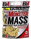 Beverly Nutrition Monster Mass Carbohidratos Sabor Vainilla - 5000 gr
