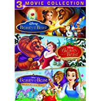 Beauty and the Beast/Belle's Magical World/ Enchanted Christmas - Triple Pack