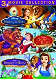 Beauty and the Beast/Belle's Magical World/ Enchanted Christmas - Triple Pack [DVD]