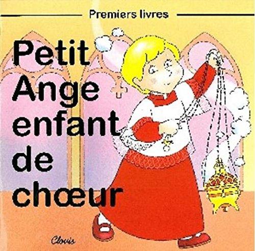 Petit Ange enfant de choeur