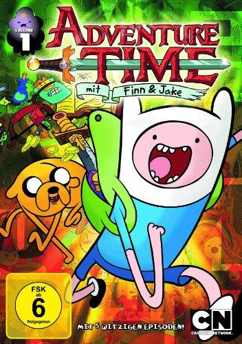 Abenteuerzeit mit Finn & Jake: Staffel 1, Vol. 1