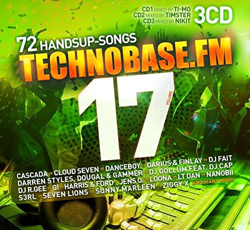 VA - Technobase.FM Volume 17 - 3CD - FLAC - 2017 - VOLDiES Download