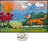 Salonloewe Rosina Wachtmeister Fußmatte Daisies 50x75 cm SLD0873-050x075