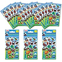 Paper Projects 01.70.24.018 Thomas & Friends Party Sticker Pack Bundle (18 Sheets)