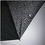 K-POP Umbrella - Windproof Umbrellas Black 11