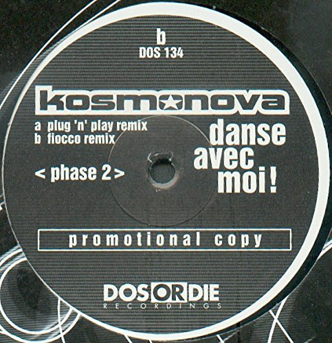 Danse Avec Moi! (Remixes) [Vinyl Single 12'']