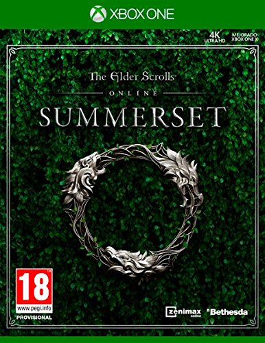 The Elder Scrolls Online Summerset- Xbox One