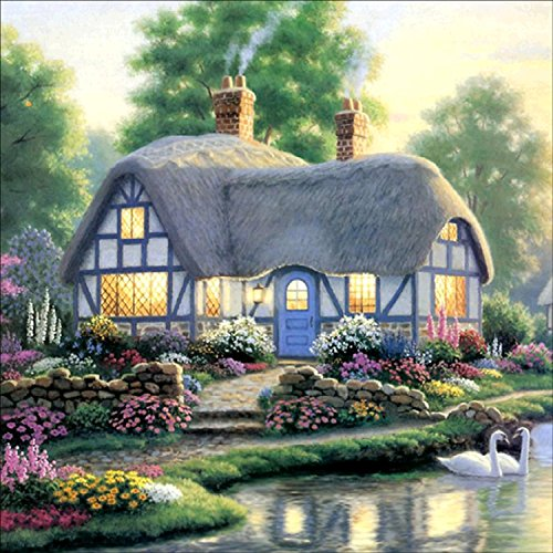 5D Diamond Painting by Number Kits