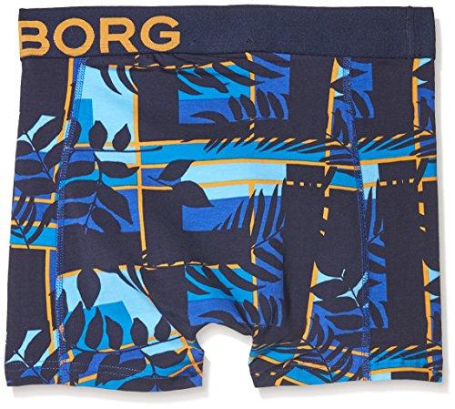 Björn Borg Herren Boxershorts Blue (Surf The Web)