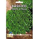 Vivai Le Georgiche Basilico Greco a Palla (Semente)