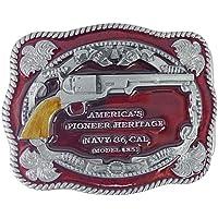 Buckle Belt Buckle Western Buckle Navy Colt Licensed