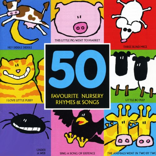 50 Favourite Nursery Rhymes an...