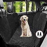 Kofferraumschutz für Hunde, Auto Hund Rücksitz, Autoschondecke für Hunde,Hund Autositz (Second generation)