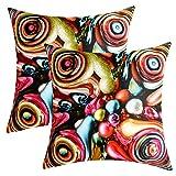 Shibori Fine designer Cushions-Digital F...