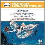Stravinsky: The Firebird etc