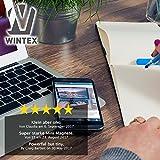 WINTEX 20 Mini Magnete N45 für Glas-Magnetboards / Magnettafeln / Kühlschränke, Maße 6 x 3 mm, mit sehr starker Haftung und 2 Jahren Zufriedenheitsgarantie - 5