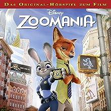 Zoomania (Das Original-Hörspiel zum Film) Hörspiel