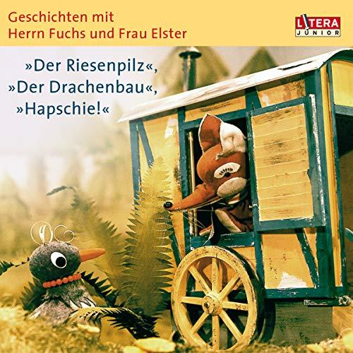 Der Riesenpilz - Der Drachenbau - Hapschie!