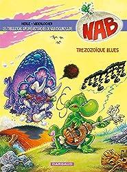Tribulations apeupréhistoriques de Nabuchodinosaure (Les) - tome 13 -  Treizozoïque Blues ! (13)