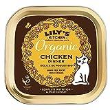 Lily' s Kitchen Vaschetta delizia di Pollo Bio per Gatti 85g
