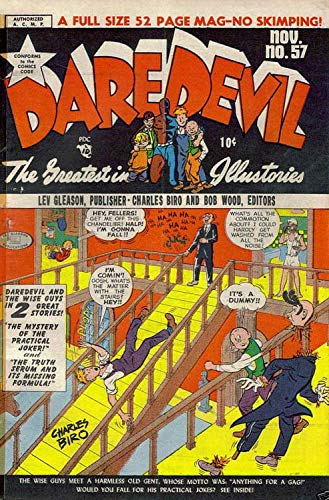 Daredevil Comics 057 (English Edition)