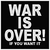John Lennon War Is Over parche