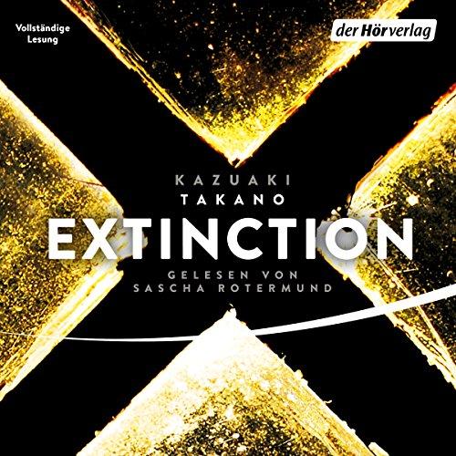 Buchseite und Rezensionen zu 'Extinction' von Kazuaki Takano