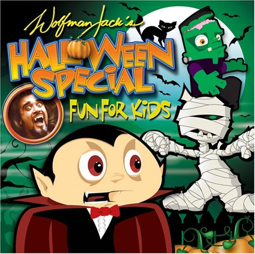 Wolfman Jack's: Halloween Fun for Kids by Various Artists (Jacks London Halloween)