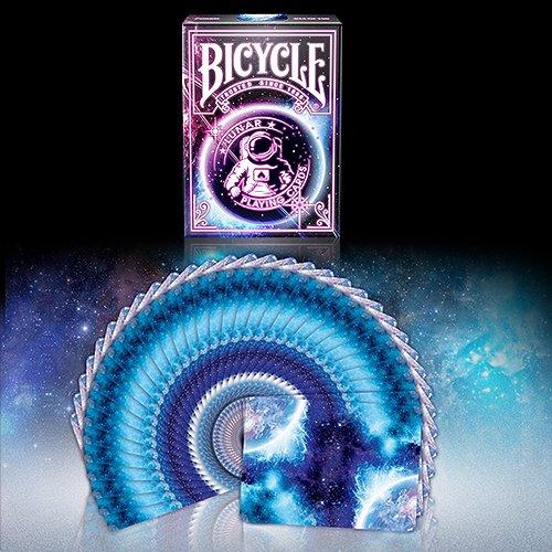 Bicycle Lunar Playing Cards Limited Edition, Jedes Kartendeck mit einmaliger Siegel-Nummer , Pokerkarten Deck -