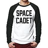 HotScamp Space Cadet - Astro Space Cosmic Galaxy - Men Baseball Top