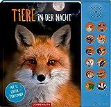 Tiere in der Nacht: Mit 12 echten Tierstimmen