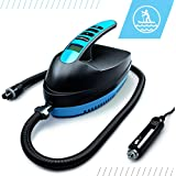Bluefin Electric SUP Air Pump   Inflatable Paddle Board   12V DC   PSI/BAR   Portable   High Pressure   Compressor   Fast Inf