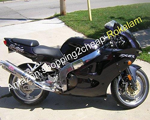 Hot Sales, schwarz komplett Kit Verkleidung für Kawasaki Ninja 19981999ZX6R Motorradhelm Teile ZX6369899ZX 6R ZX-6R 636Verkleidung Set