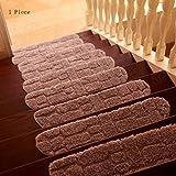 pad CAICOLORFUL Chemische Faser Rutschfester Verschleiß Haustreppen Teppich Osmanen Wasser Schlafzimmer Schrittmatte Holzleiter Fuß Innen Teppich (Farbe : 2)