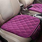 Silence Shopping Vehicle Innen Sessel Abdeckung Kissen Auflage Matte (Violet)