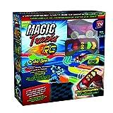 MAGIC TRACKS RC - Circuit lumineux - 3,35 mètres modulable et brillant dans le noir...