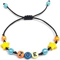 Bracciale ZOE con nome, messaggio, iniziale, logo (reversibile, personalizzabile) uomo, donna, bambino