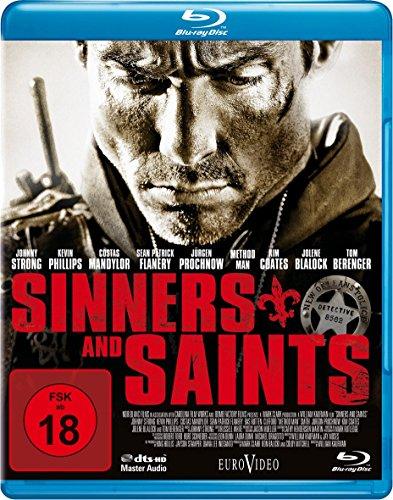 Bild von Sinners and Saints [Blu-ray]