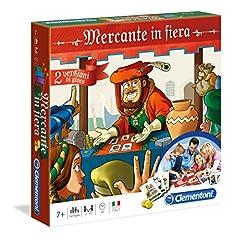 Idea Regalo - Giochi di società 16068 - Mercante in Fiera