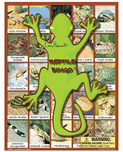 rettile-bingo