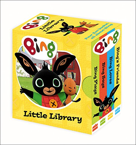 Bing's Little Library (Bing) por Tom Jones