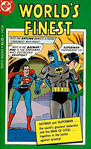 Batman and Superman: the World's Finest