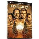 Supernatural - Staffel 15 (EU Import mit Deutscher Sprache)