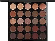 25B - Bronzed Mocha Eyeshadow Palette