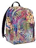 ZAINO INVICTA - FLIP - FANTASY - Multicolore - tasca porta pc e Tablet padded - americano 38 LT