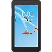 """Lenovo Tab E7 TB-7104F Tablet, Display 7"""" 1024 x 600 pixels, Processore Qualcomm, 8 GB Espandibili fino a 128 GB, RAM 1 GB, WiFi, Android Nougat, Nero"""