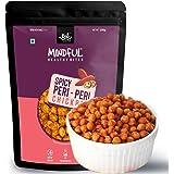 EAT Anytime Mindful Healthy Snacks Chickpeas (Vaccum Cooked) Kabuli Chana - Peri Peri, (High Dietary Fiber, Vegan , Gluten Fr