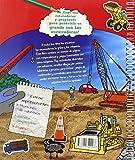 Image de Mentes despiertas. Grúas y excavadoras (Vox - Infantil / Juvenil - Castellano - A Partir De 3 Años)